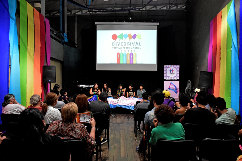 Diversival: la comunidad LGBTIQ+ a través de actividades culturales