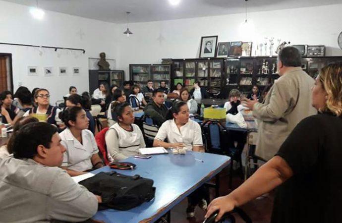Proyectan ampliar la oferta educativa en Tafí Viejo mediante el dictado de licenciaturas