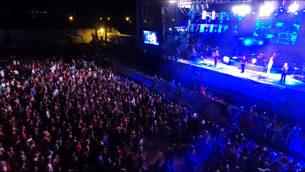Limón Rock: un festival único que abre puertas a nuevas bandas
